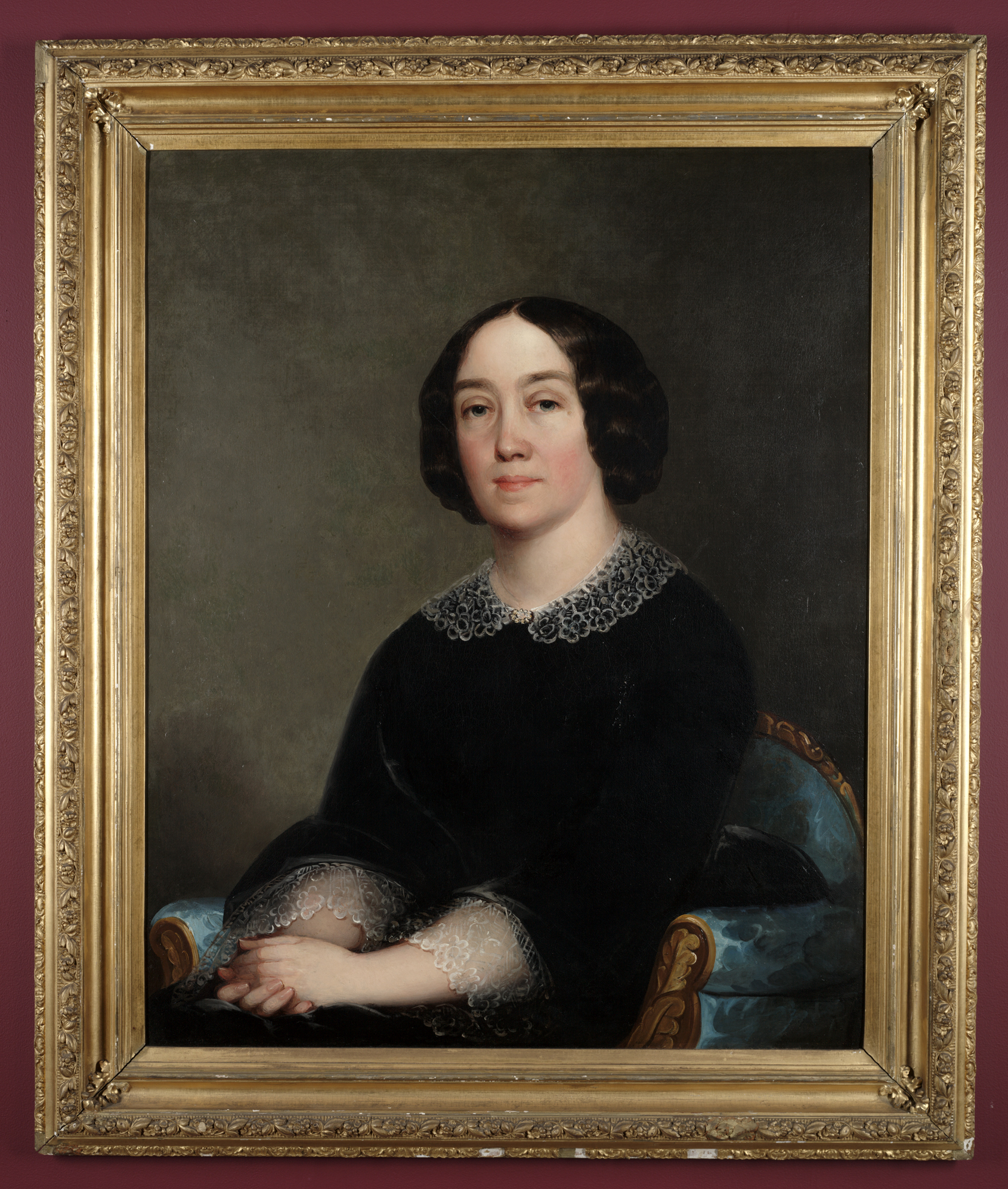Mary Peters Forbes Fay | Boston Athenæum