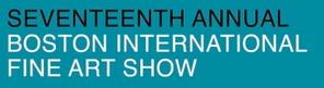 17th Boston International Fine Art Show Logo