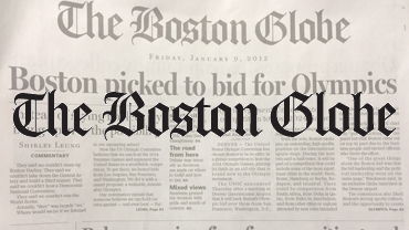 The Boston Globe (Current)