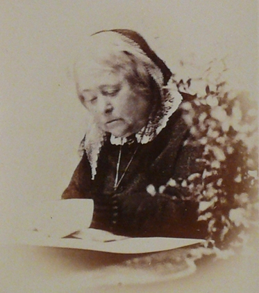 Photo of Elizabeth Palmer Peabody.  A.  Bronson Alcott. Sonnets and Canzonets, Boston, 1882. Athenæum Purchase, Appleton Fund, 1882