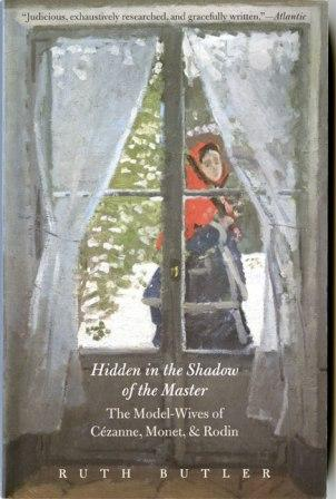 """Hidden in the Shadow,"" by Ruth Butler. Scan by Pat Boulos, Boston Athenaeum, with permision from Butler."