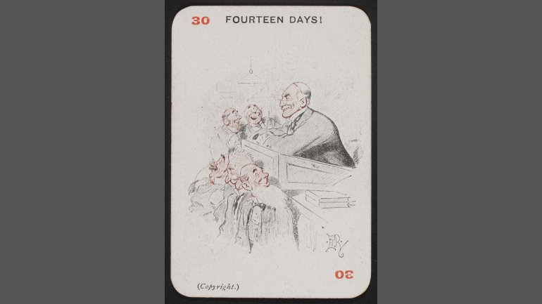 Anti-Suffragists (30) Fourteen Days!