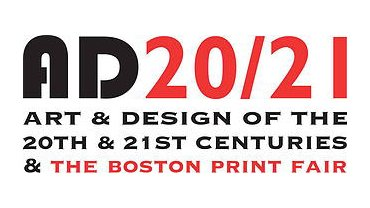 AD20/21 Art & Design of the 20th & 21st Centuries & The Boston Print Fair
