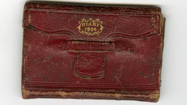 Pocket diary, 1864 Jan. 1-Oct. 5.