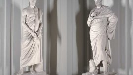 Demosthenes and Sophocles