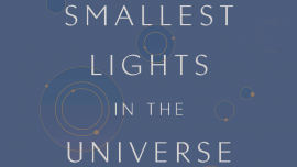 """Smallest Lights in the Universe"" book cover"