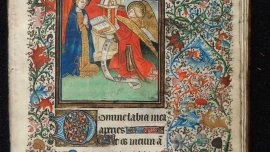 Horae Beatae Mariae Virginis, cum calendario, Books of Hours