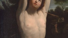 The Martyrdom of Saint Sebastian