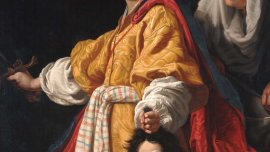 Judith with the Head of Holofernes, n.d. Anonymous, after Cristofano Allori (157