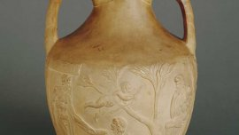 Cast of the Portland Vase, ca. 1782