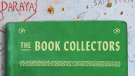 """The Book Collector"" book cover"