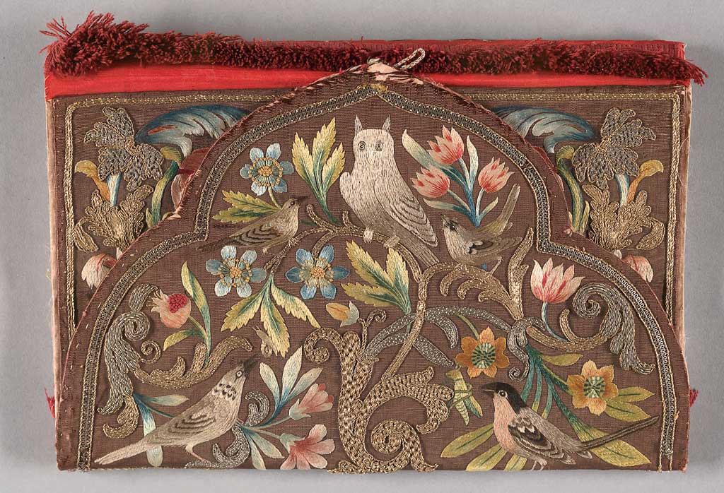Letter Pouch, Italian, 17th Century, Closed