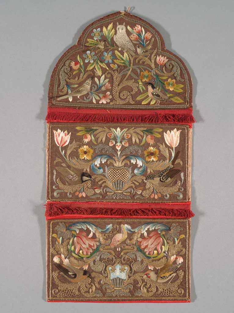Letter Pouch, Italian, 17th Century
