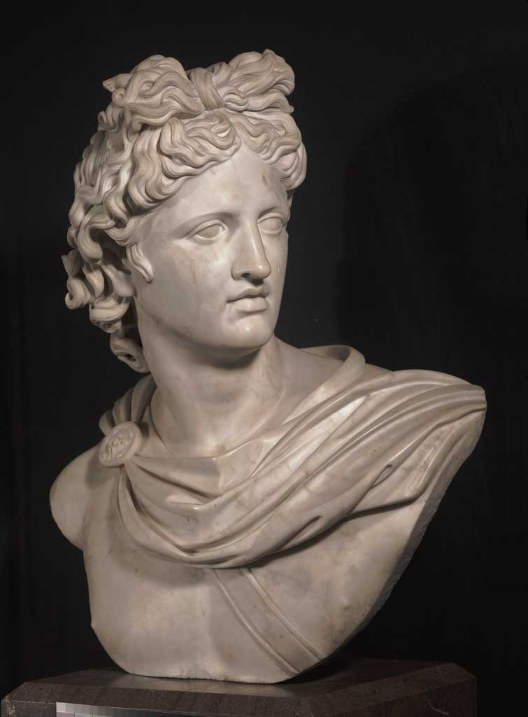 Apollo Belvedere, ca.1799