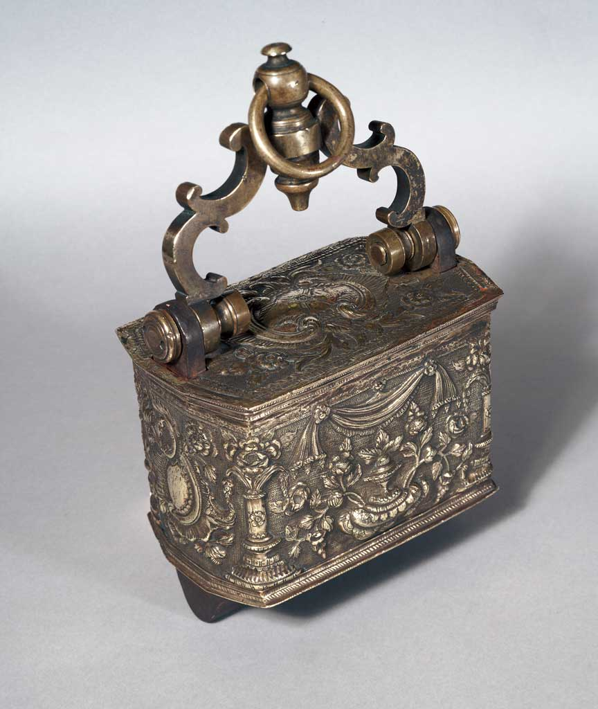 Armed Lodestone, European, mid-18th century